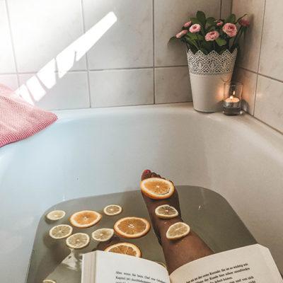 Entspannung; Mama; Badewanne; Relaxen; Erholung