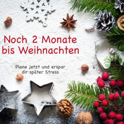 Der ultimative Masterplan für ein stressfreies Weihnachten