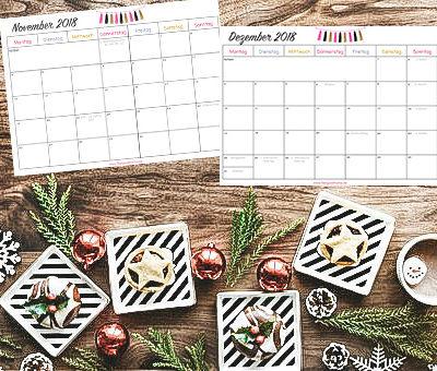 Weniger Stress an Weihnachten gewünscht? Du brauchst einen Plan!