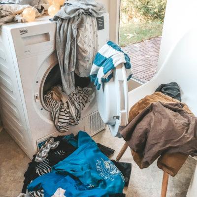 Wäsche-Hacks: Wie du es schaffst, weniger Schmutzwäsche zu produzieren