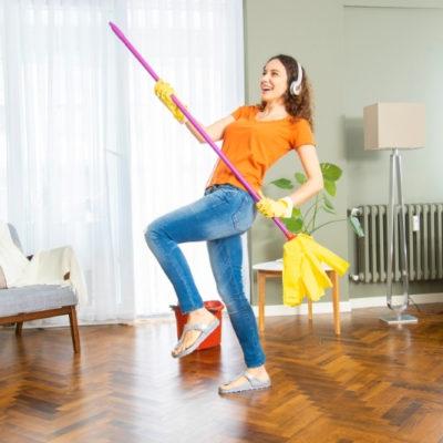 5 Tipps für mehr Motivation beim Putzen