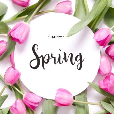 5 Ideen, wie du dir im Frühling etwas Gutes tun kannst